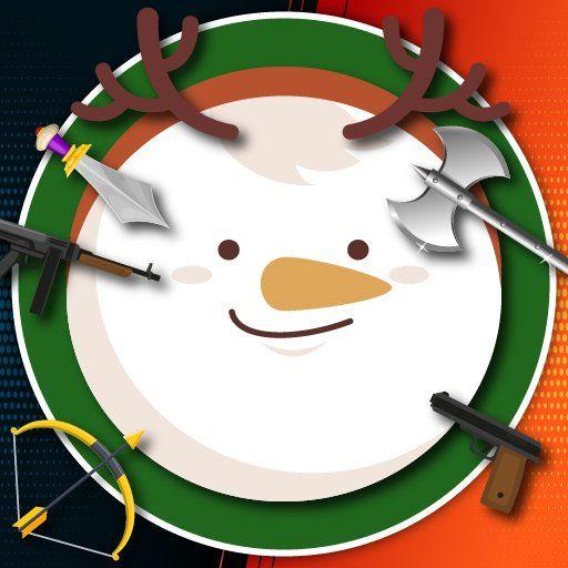 Kick The Snowman Xmas
